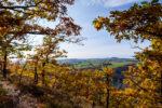 Blick über Osterzgebirge